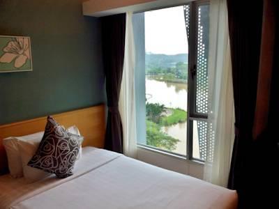 16 Hotel di Putrajaya dan Cyberjaya Malaysia Presint 9 7 5 4 2 1 Sentral + Harga / Budget